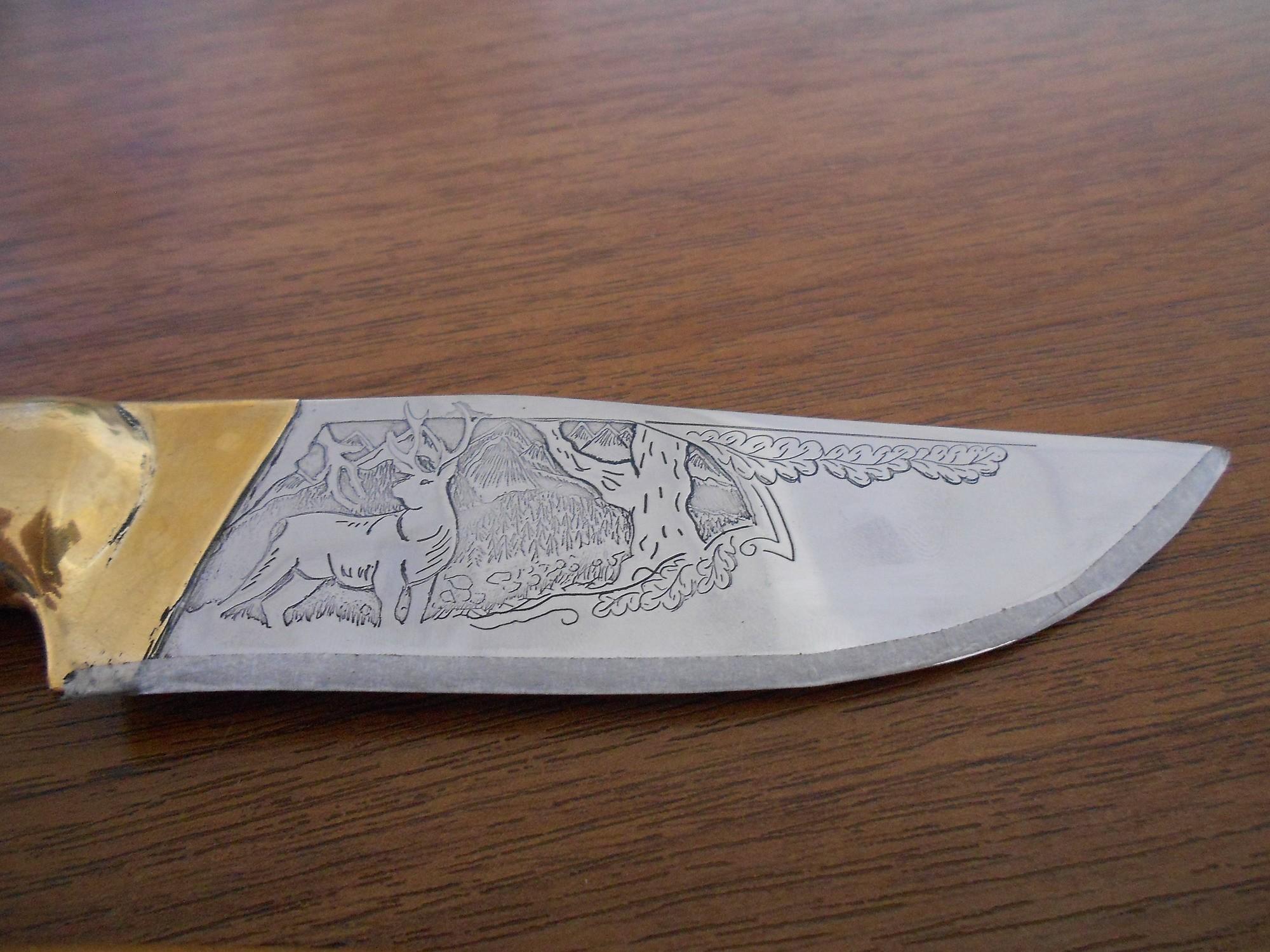 Нож N15007
