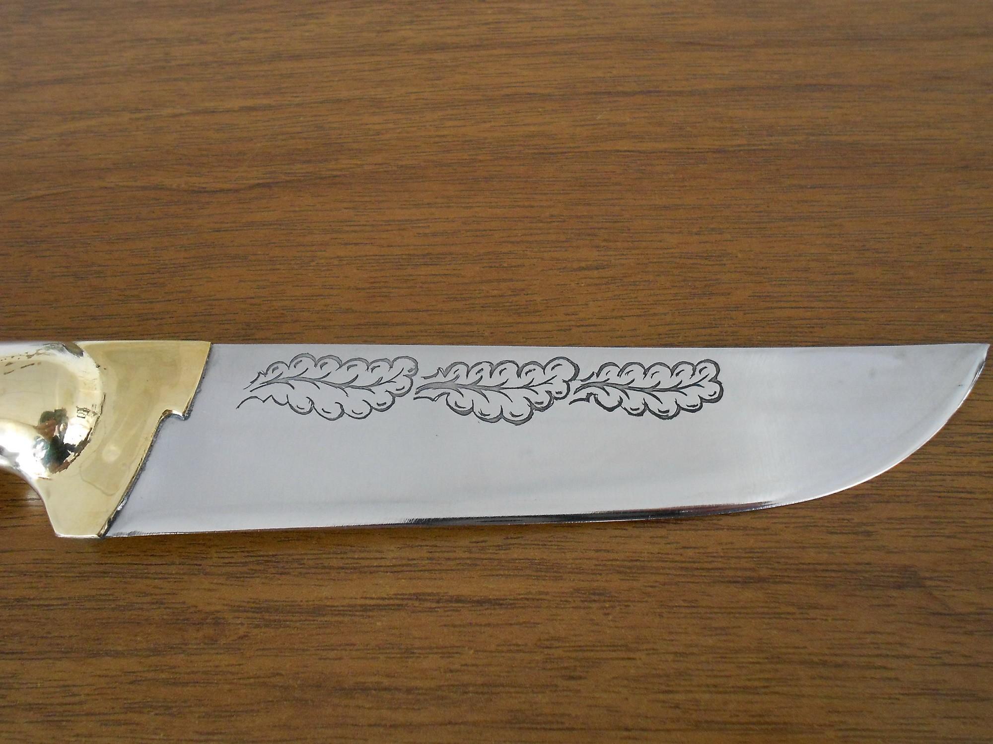 Нож N15010