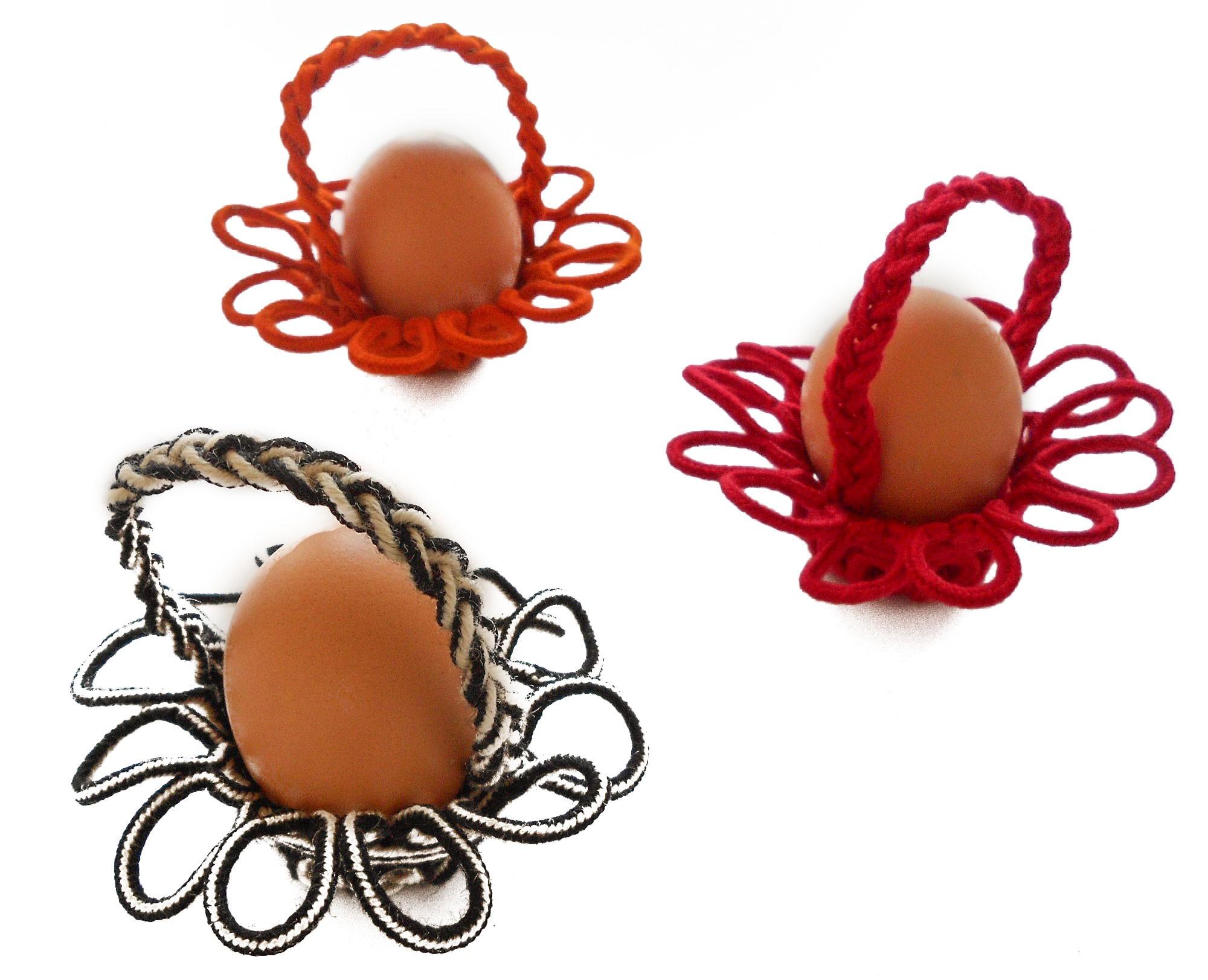 Кошничка за яйце TR15005