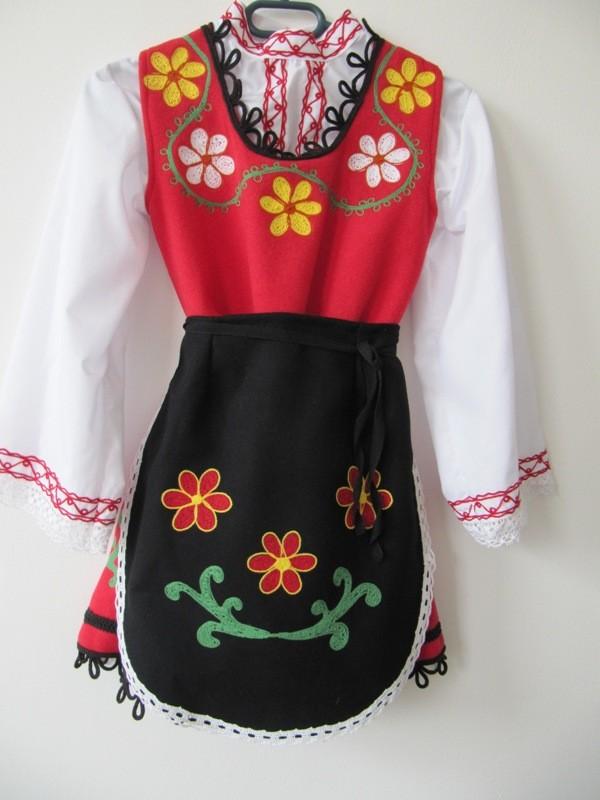 Детска народна носия момиче TR 11001