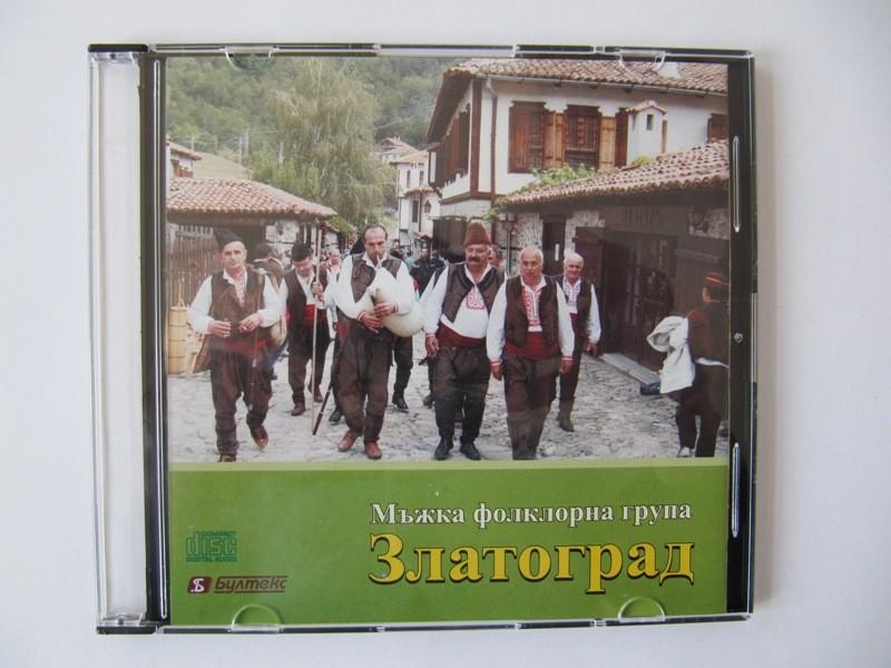"CD ""Мъжка фолклорна група Златоград"" -  I11001"