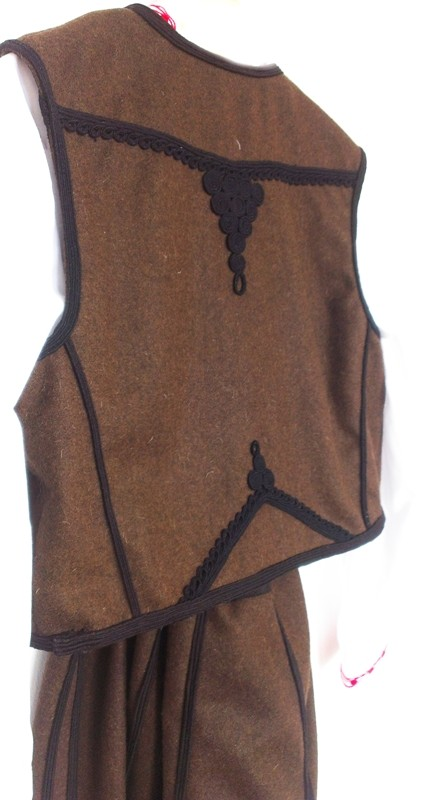 Мъжка родопска носия TR 13011