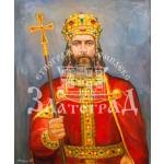 """Портрет """"Цар Иван Шишман"""" I19014"""