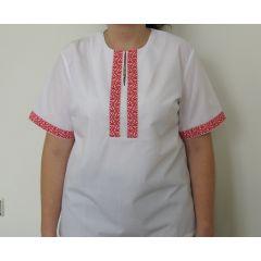 Дамска риза с ширит TR10026